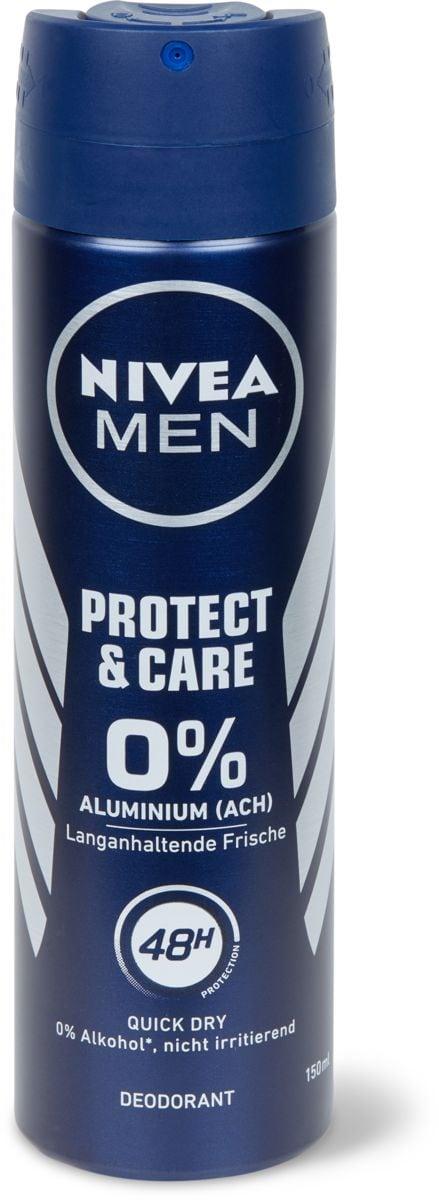Nivea Men déodorant Protect & Care Aerosol