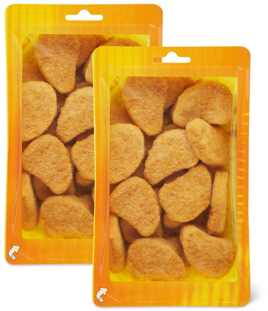 Don Pollo Poulet-Nuggets im Duo-Pack
