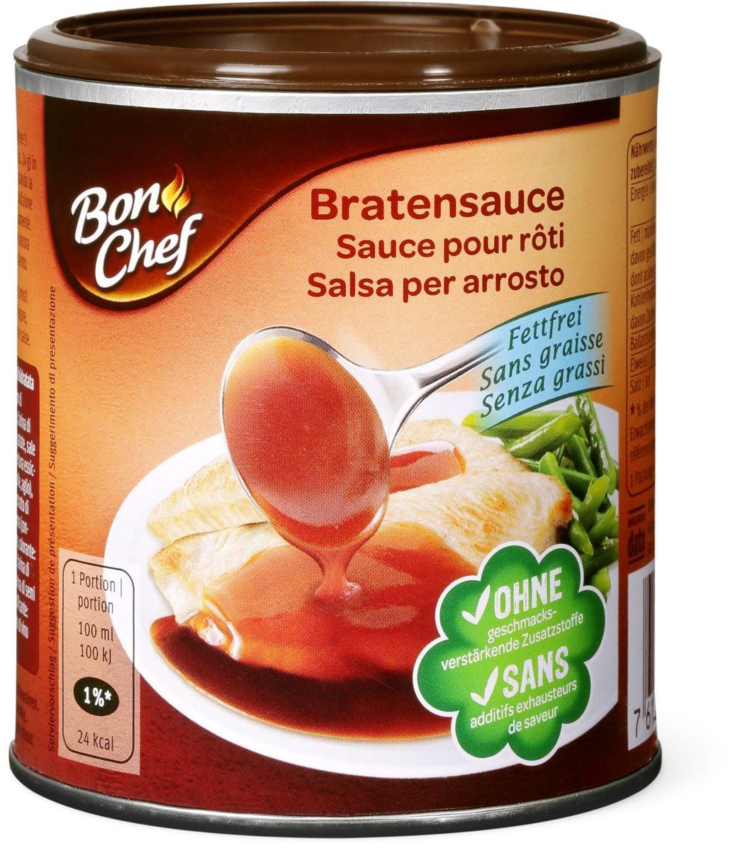 Bon Chef Sauce rôti sans graisse
