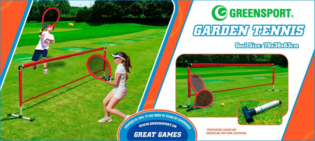 Tennis-Set 208x47cm Sport