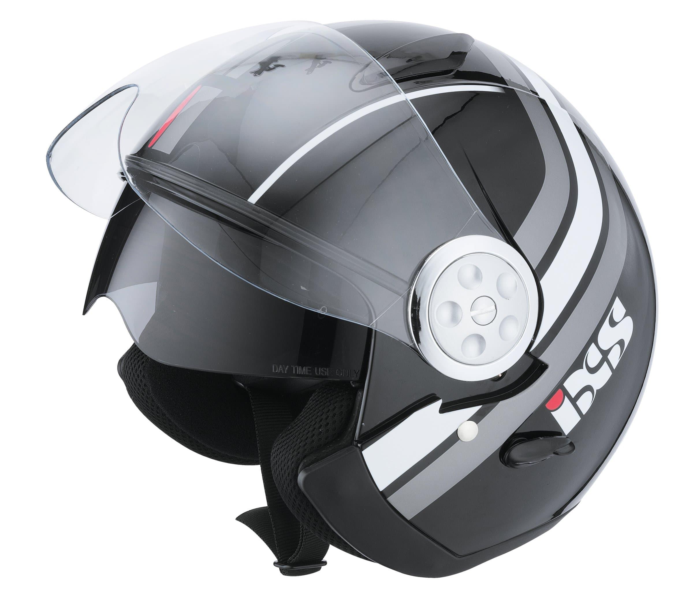 Ixs HX 137 style Motorrad-Jethelm