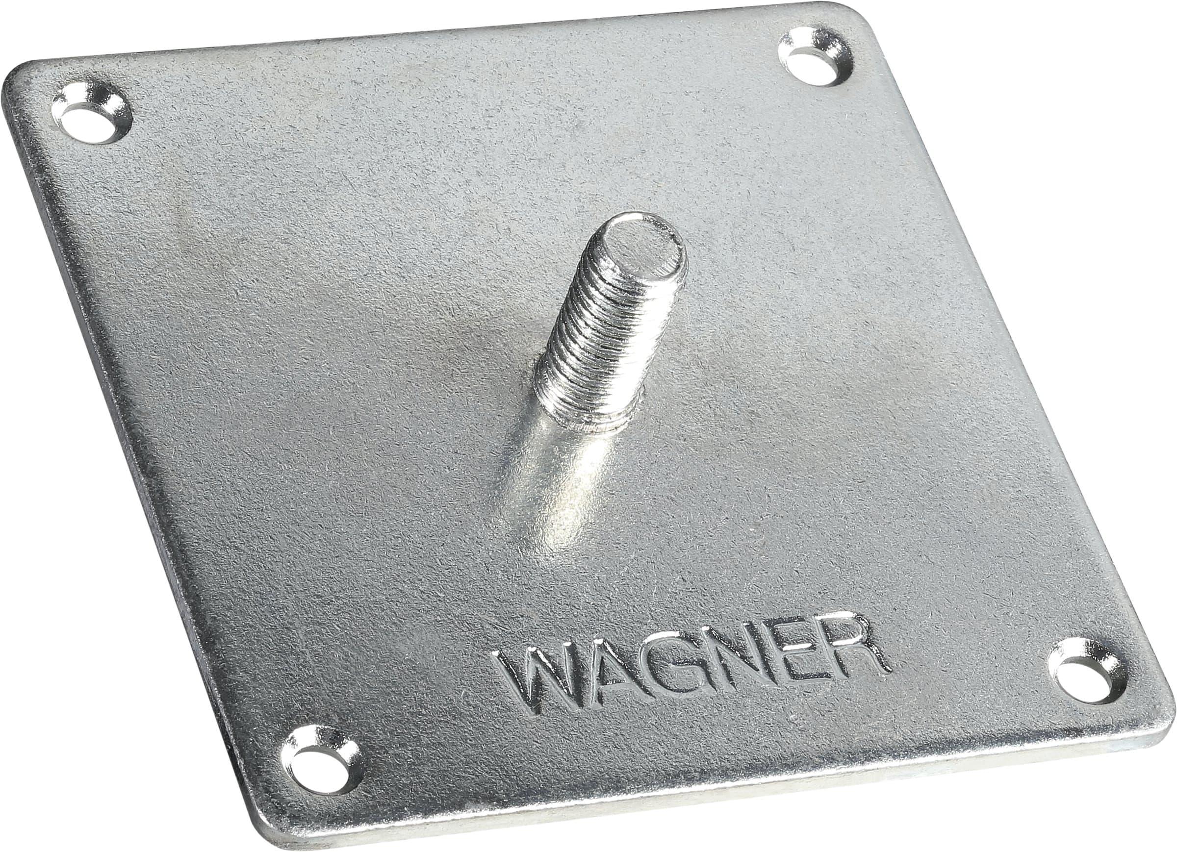 Wagner System Piastra avvitabile