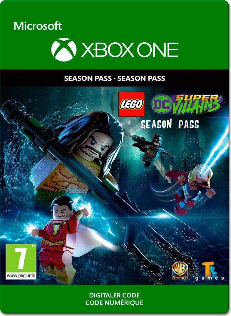 Xbox One - LEGO DC Super-Villains Season Pass Download (ESD)