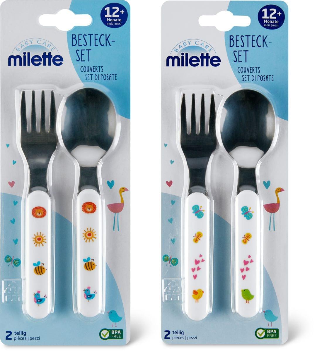 Milette Besteck Set