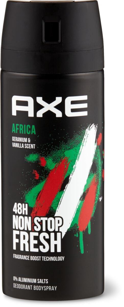 Axe Deo Aerosol Africa