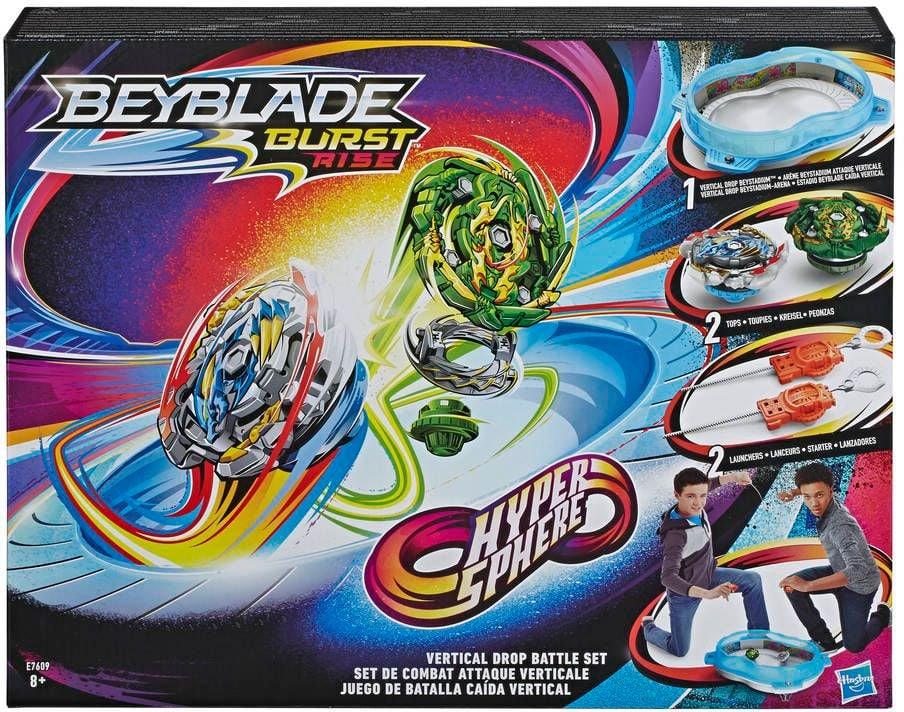 Beyblade Hypersphere Vertical Drop Battle