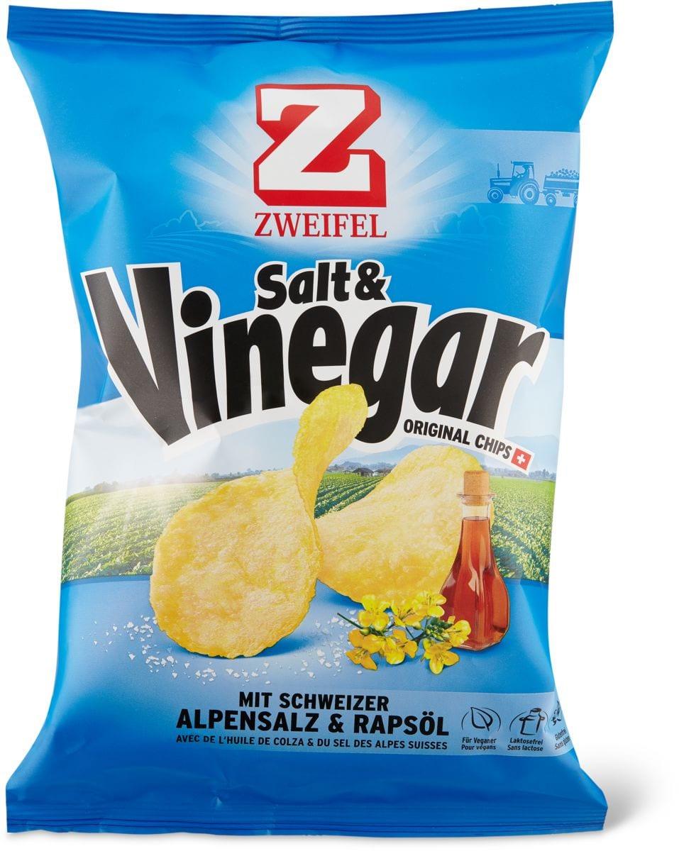 Zweifel Chips Salt&vinegar