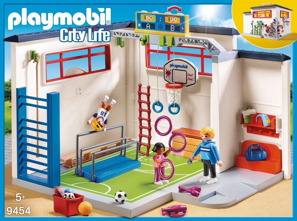 Playmobil 9454 Salle de sports