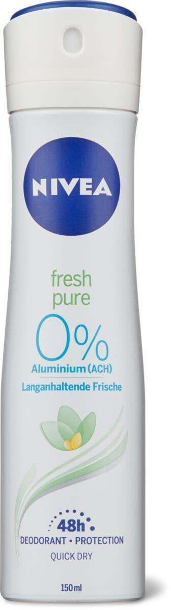 Nivea Fresh Pure Spray