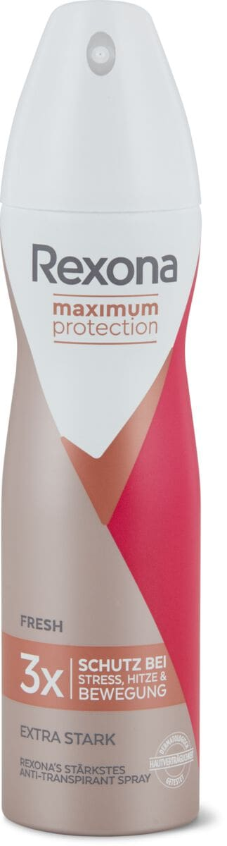 Rexona Deo Spray Max. Protection fresh
