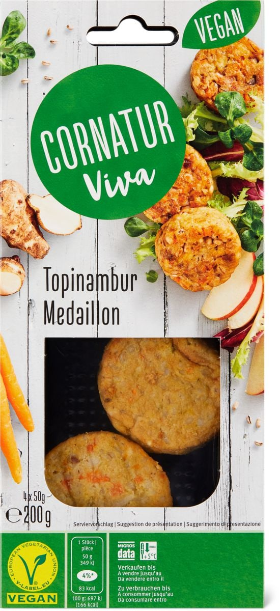 Cornatur Viva Topinambur Medaillon