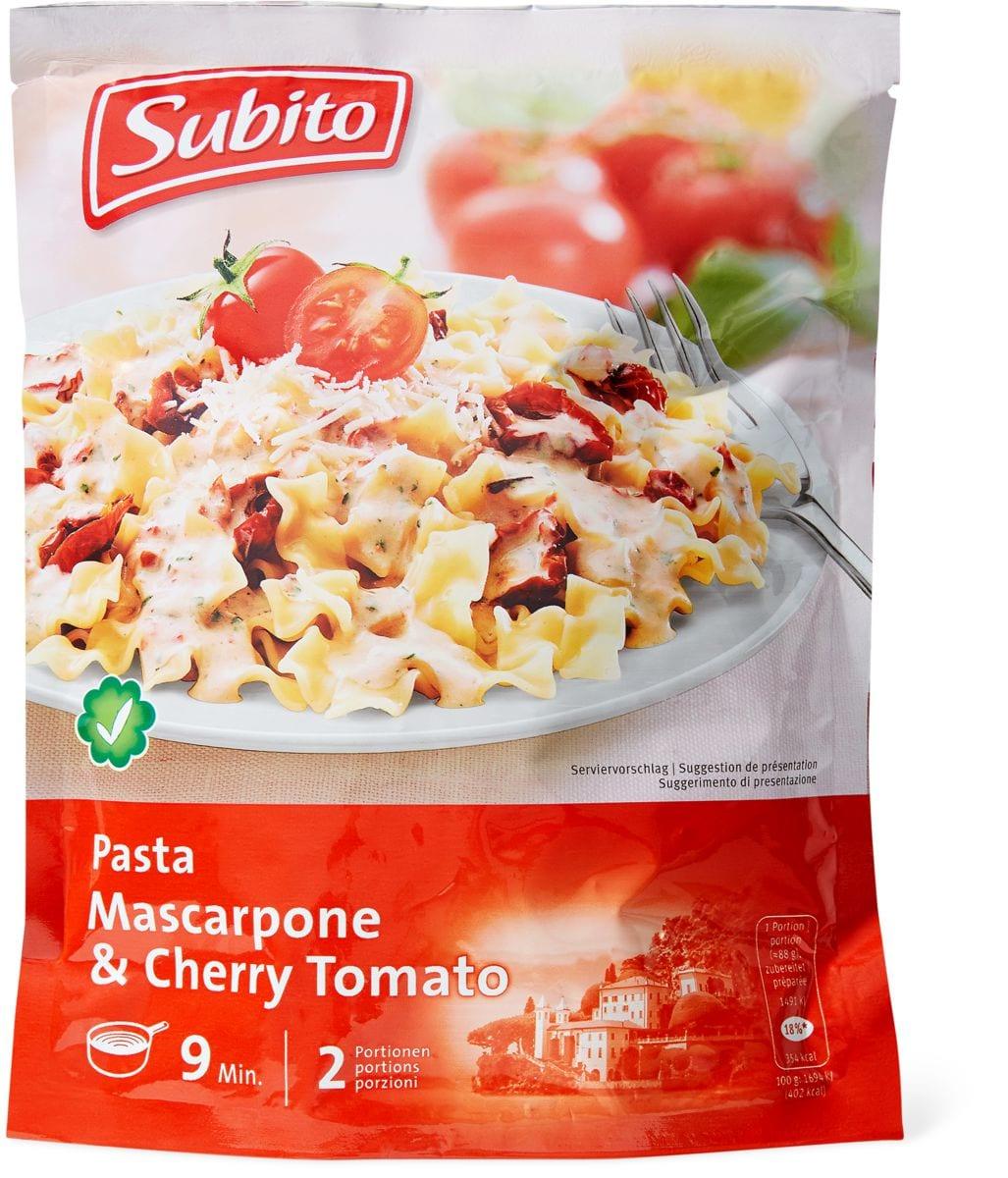 Subito pasta mascarpone & cherry tomato