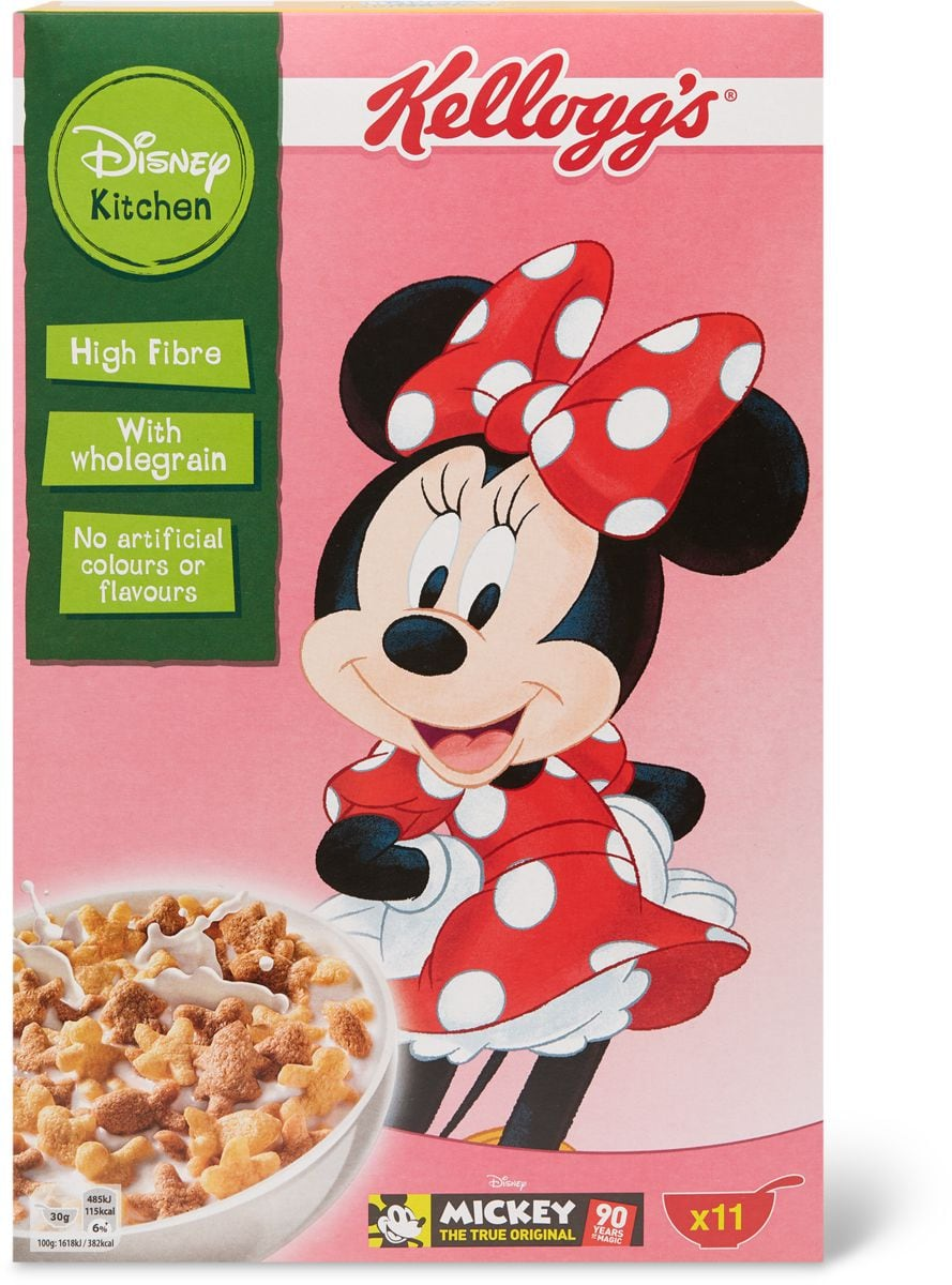 Kellogg's Mickey mouse