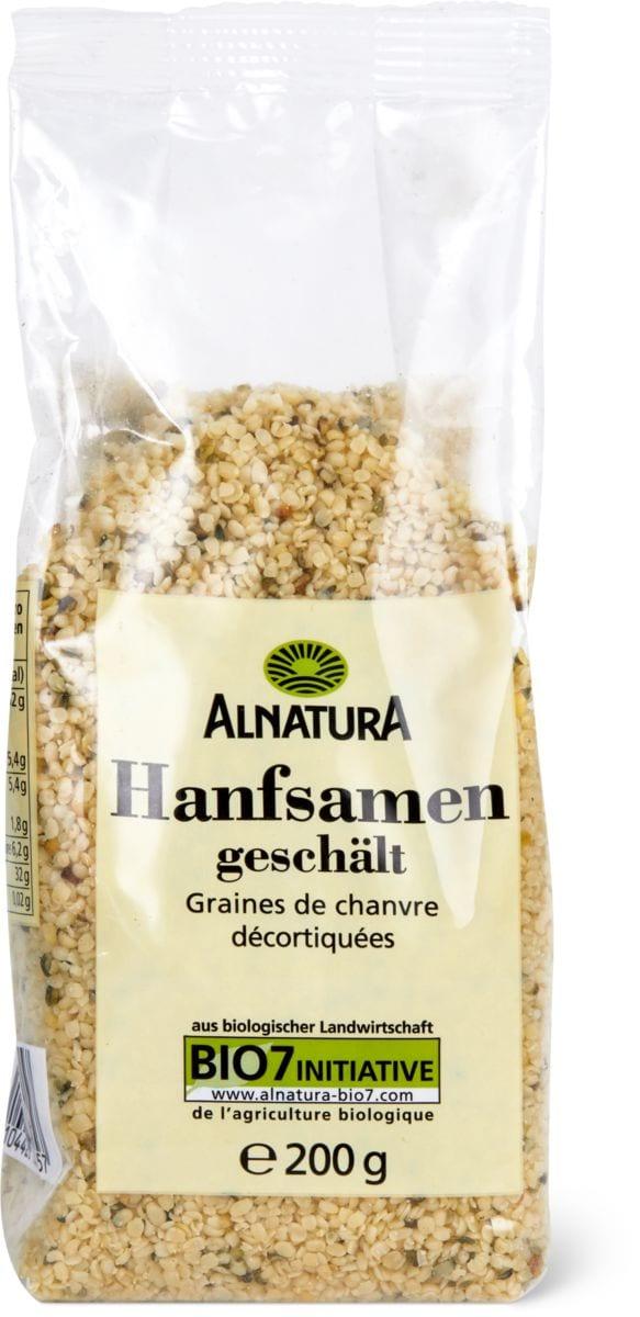 ALNATURA HANFSAMEN GESCHAELT