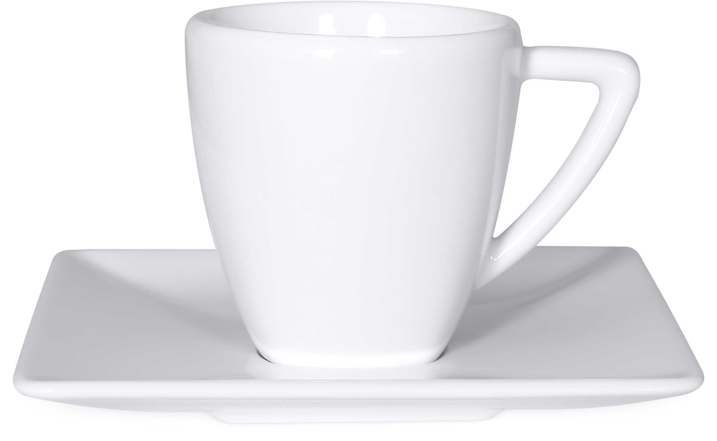 Cucina & Tavola ASIA Tasse à espresso avec sous-tasse