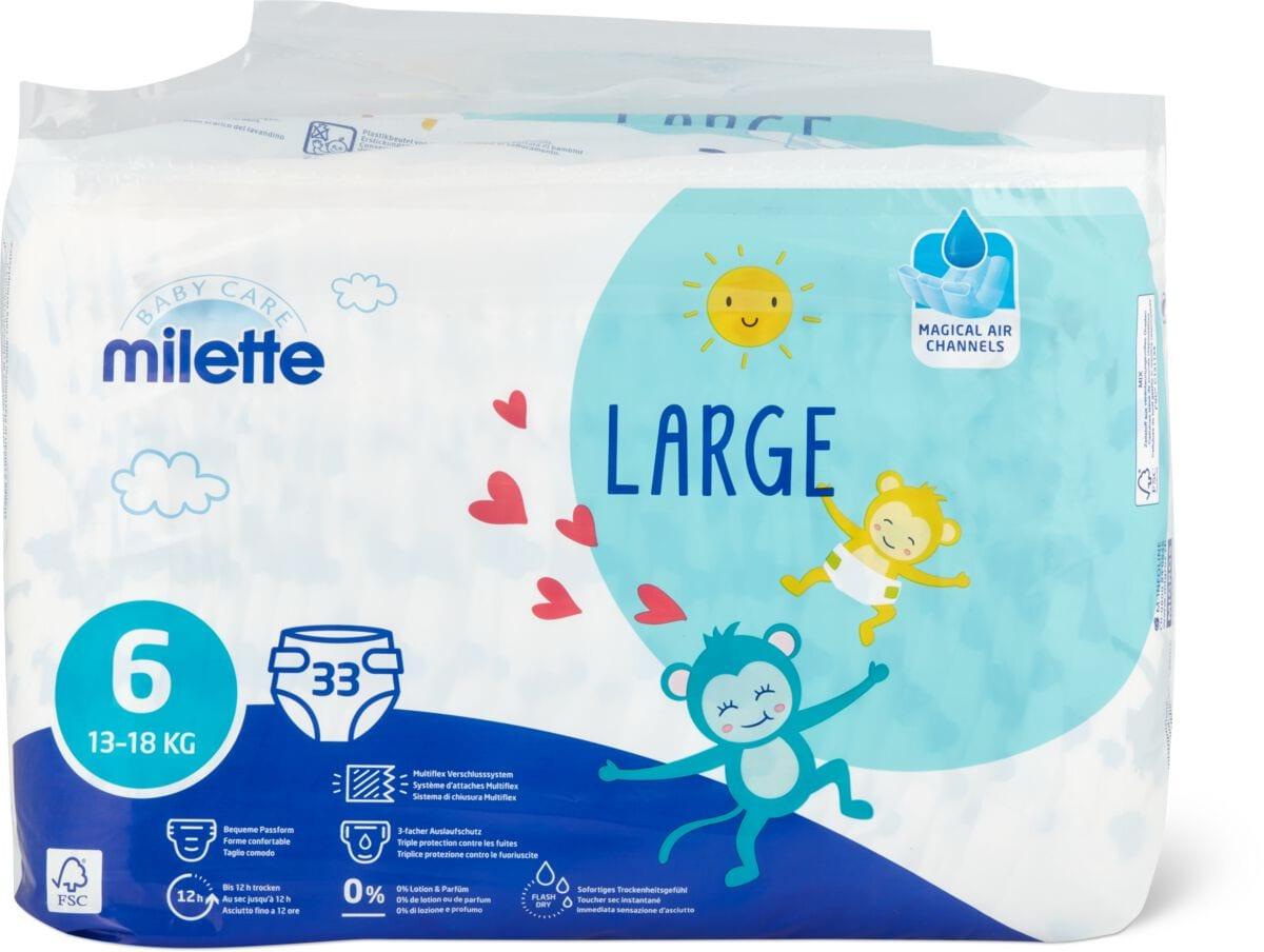 Milette Large 6