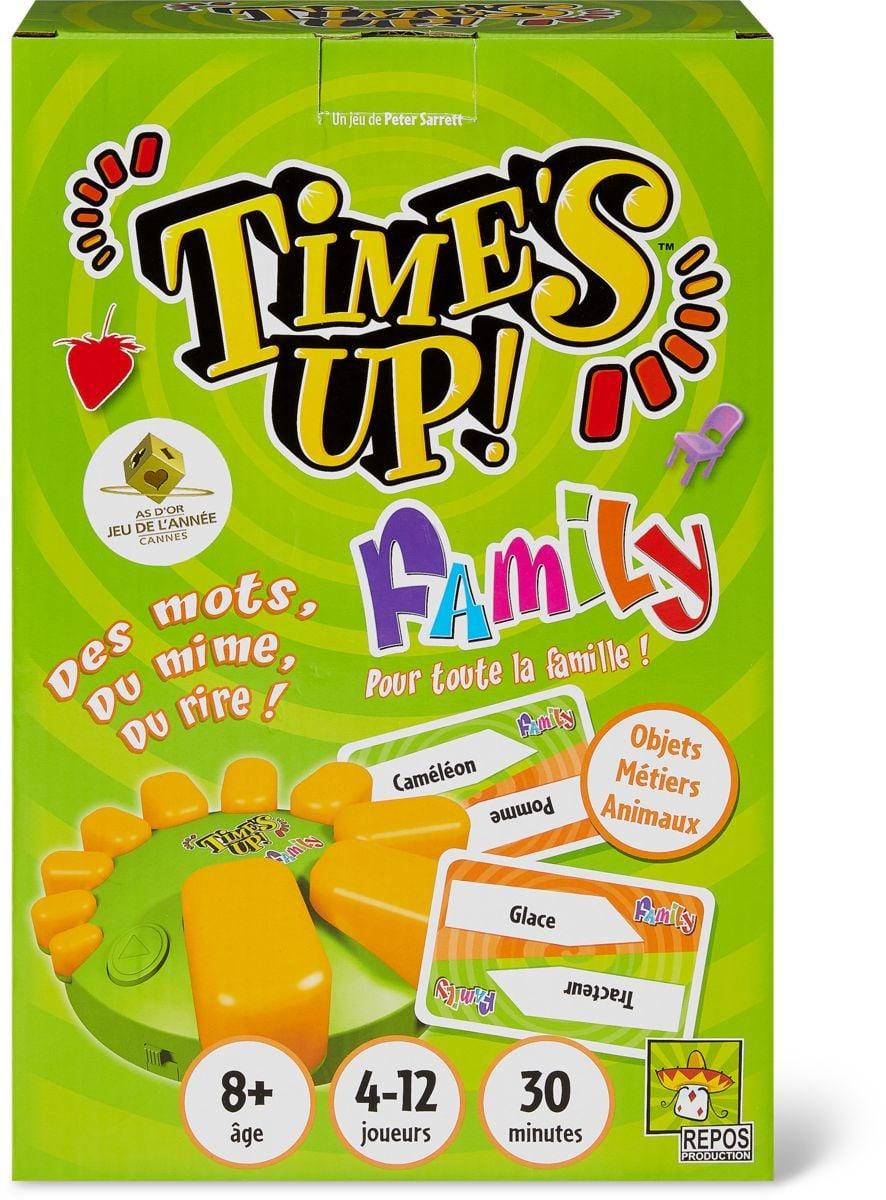 Time's Up! Family Buzzer (FR) Gesellschaftsspiel