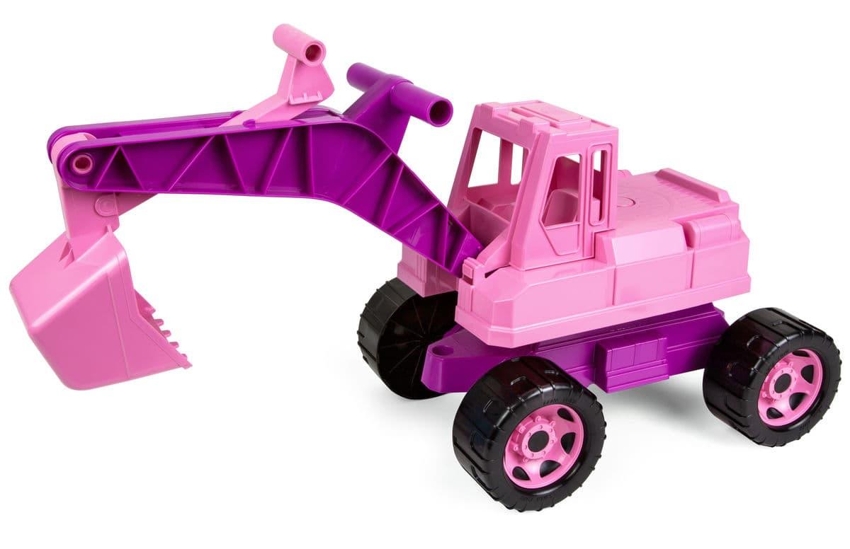 Lena Geante Bagger Pink