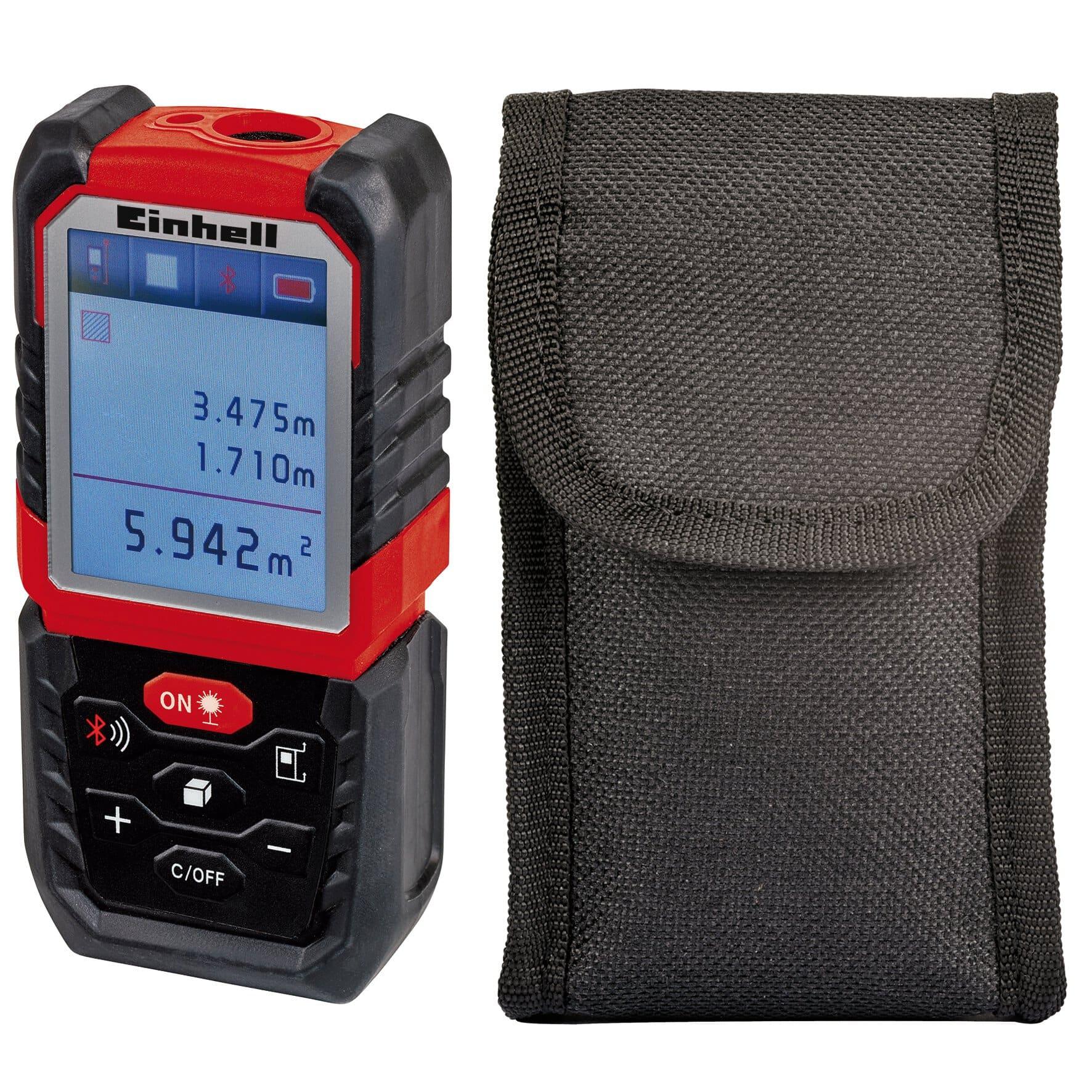 Einhell TE-LD 60 Télémètre laser