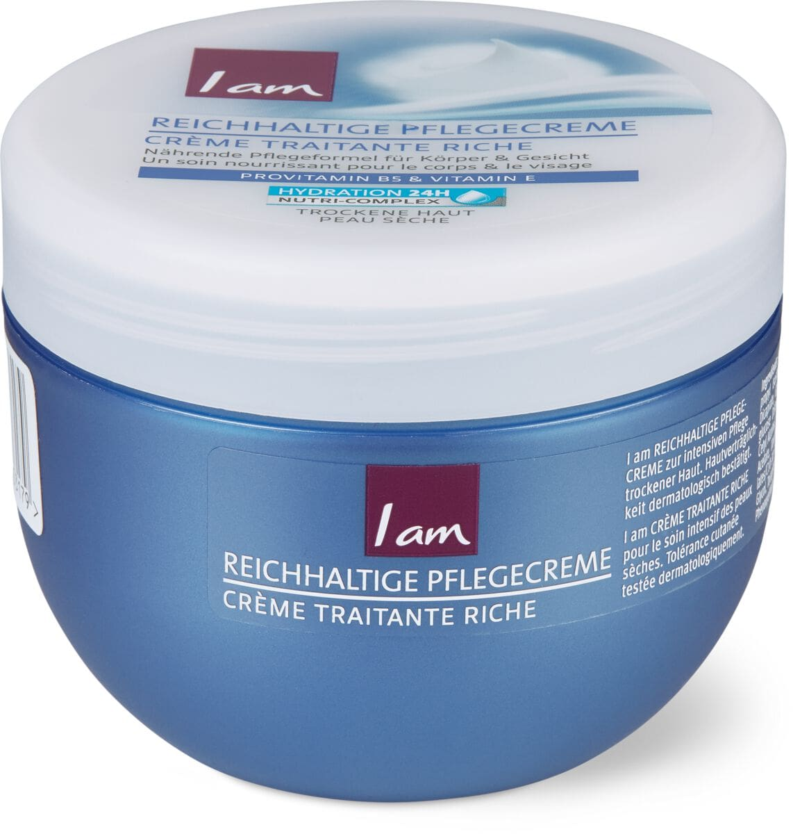 I am Crème Traitante riche