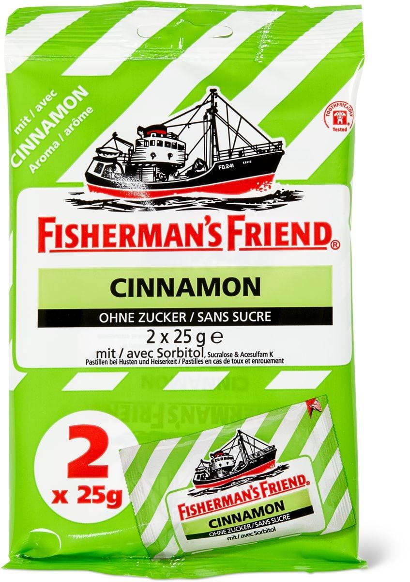 Fisherman's Friend Cinnamon