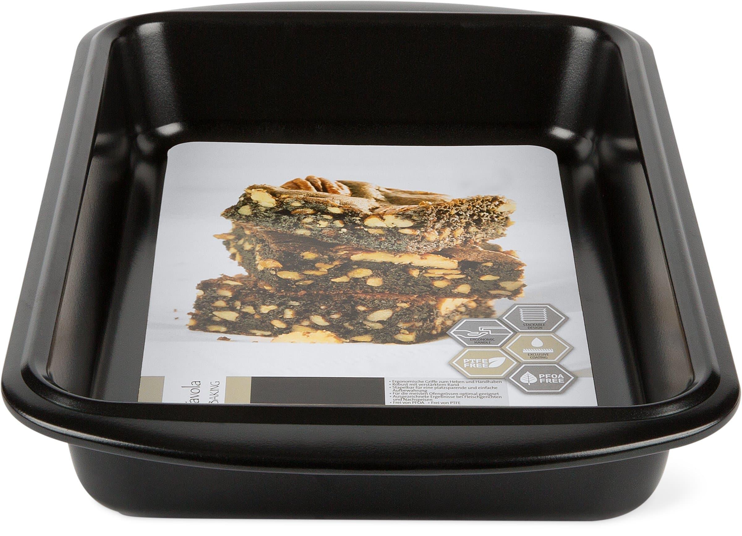 Cucina tavola stampo per brownies migros for Cucina tavola