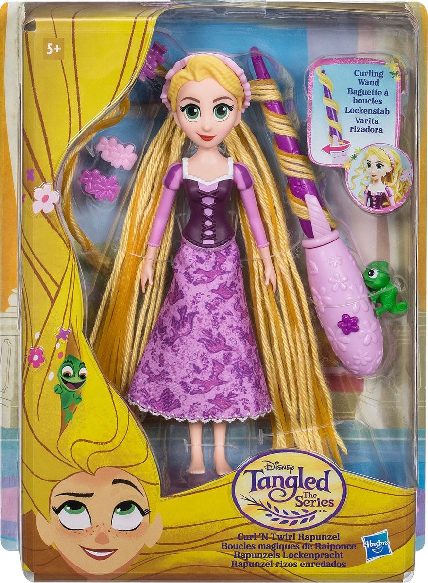 Disney Prinzessi Rapunzel Frisier