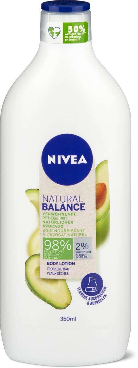 Nivea Natural Bodylotion Avocado