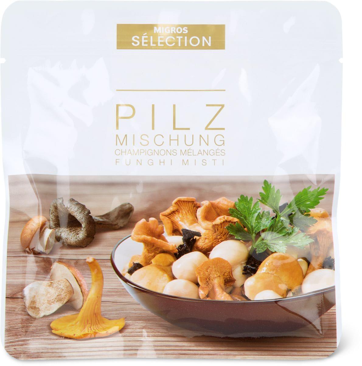 Sélection Funghi mix