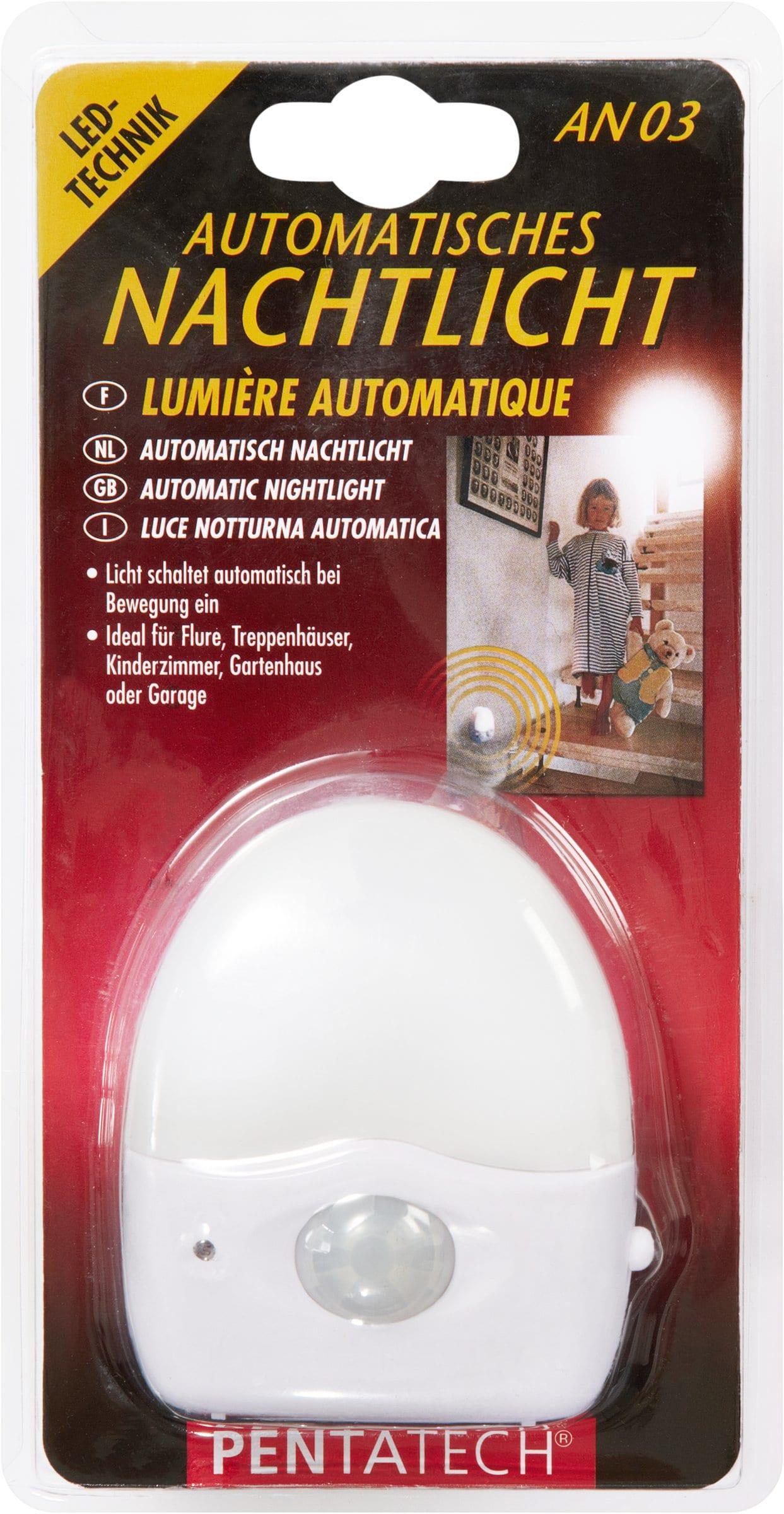 Pentatech Luce notturna automatica AN 03