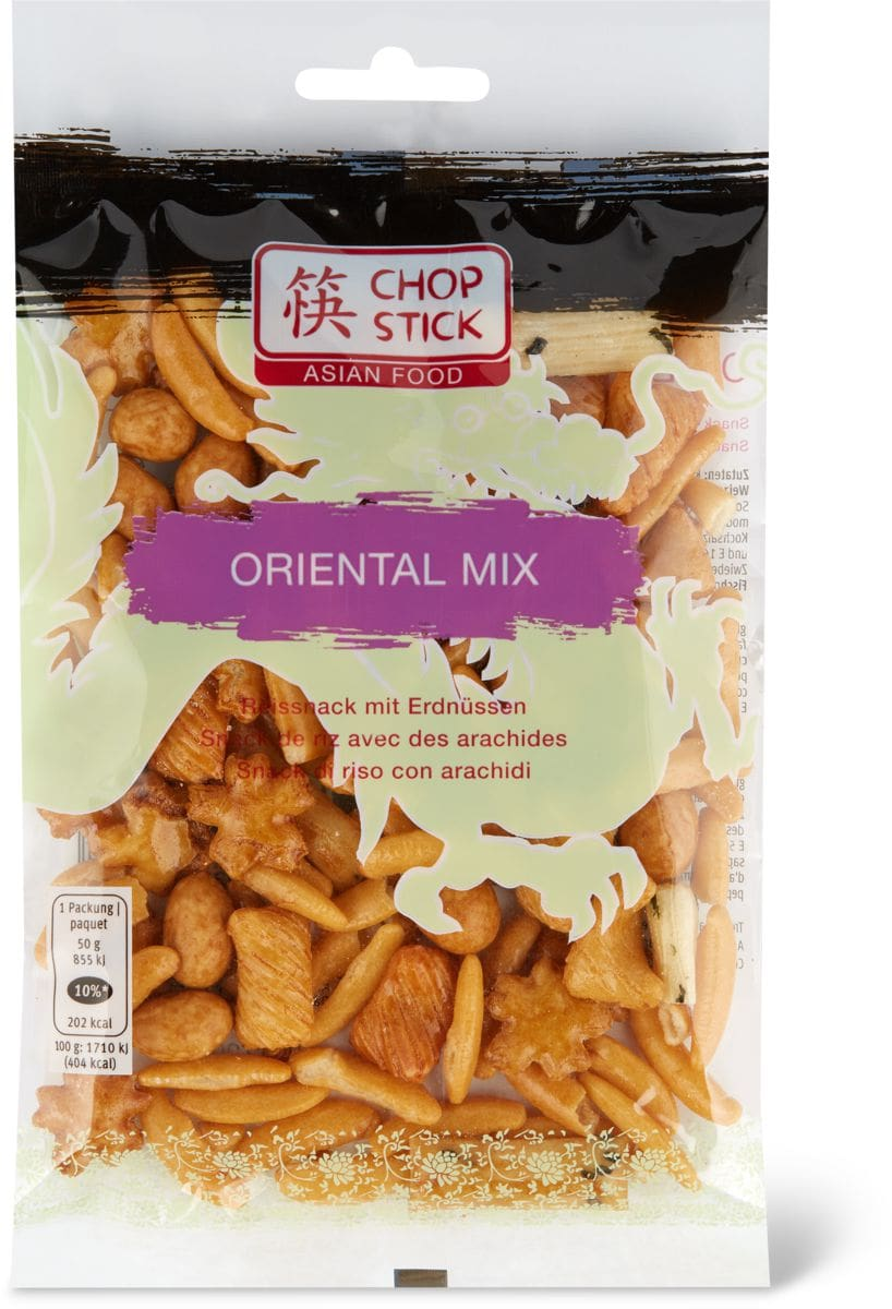 Chop Stick Oriental Mix