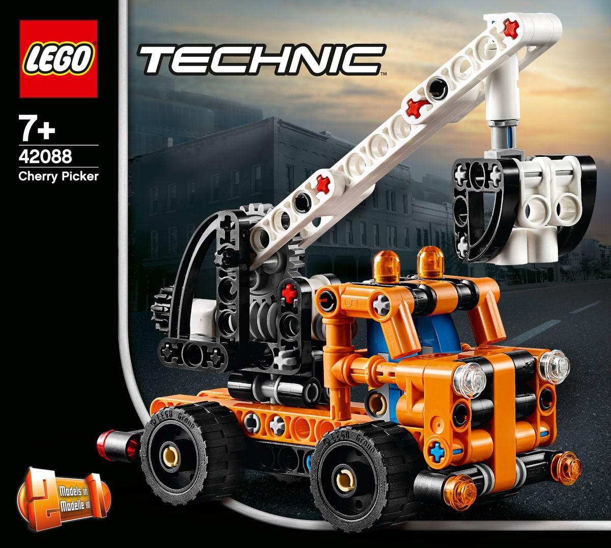 LEGO Technic 42088 La nacelle éléva