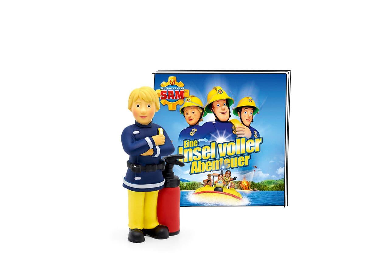 tonies® Feuerwehrmann Sam - Eine Insel voller Abenteuer [DACH] Hörspiel