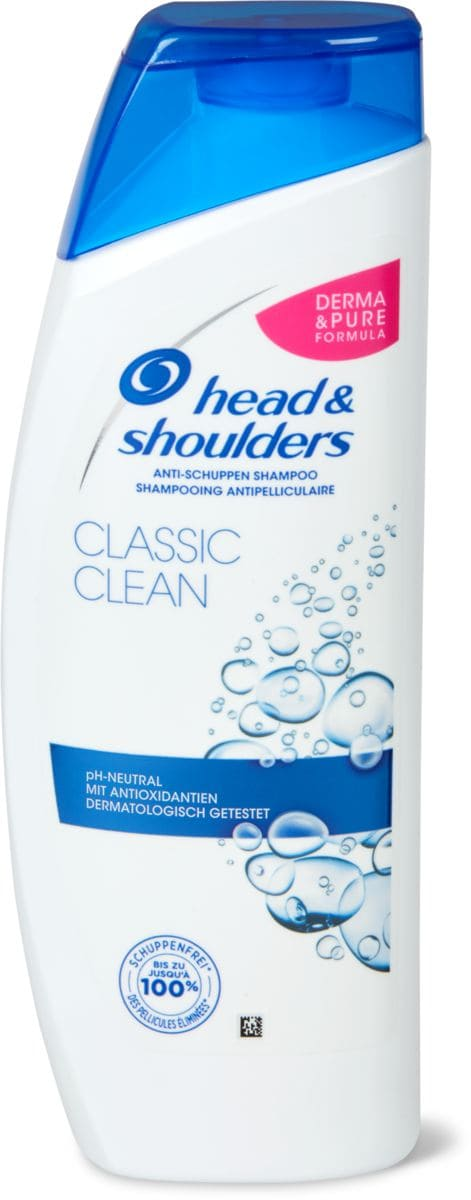 Head & Shoulders Classic Clean Shampoo XXL