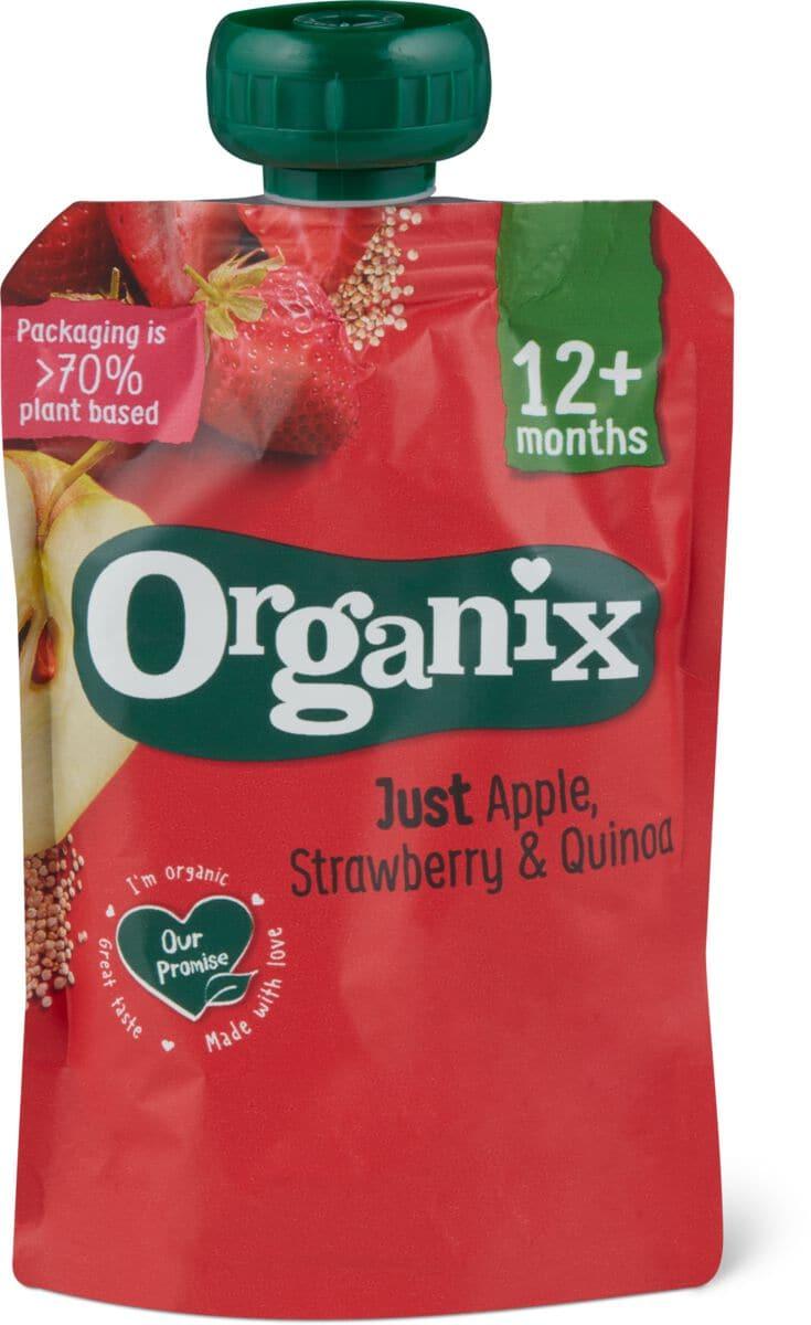 Organix Quetschbeutel Apfel