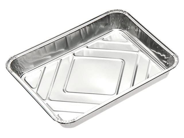 Sunset BBQ Lèchefrite en aluminium