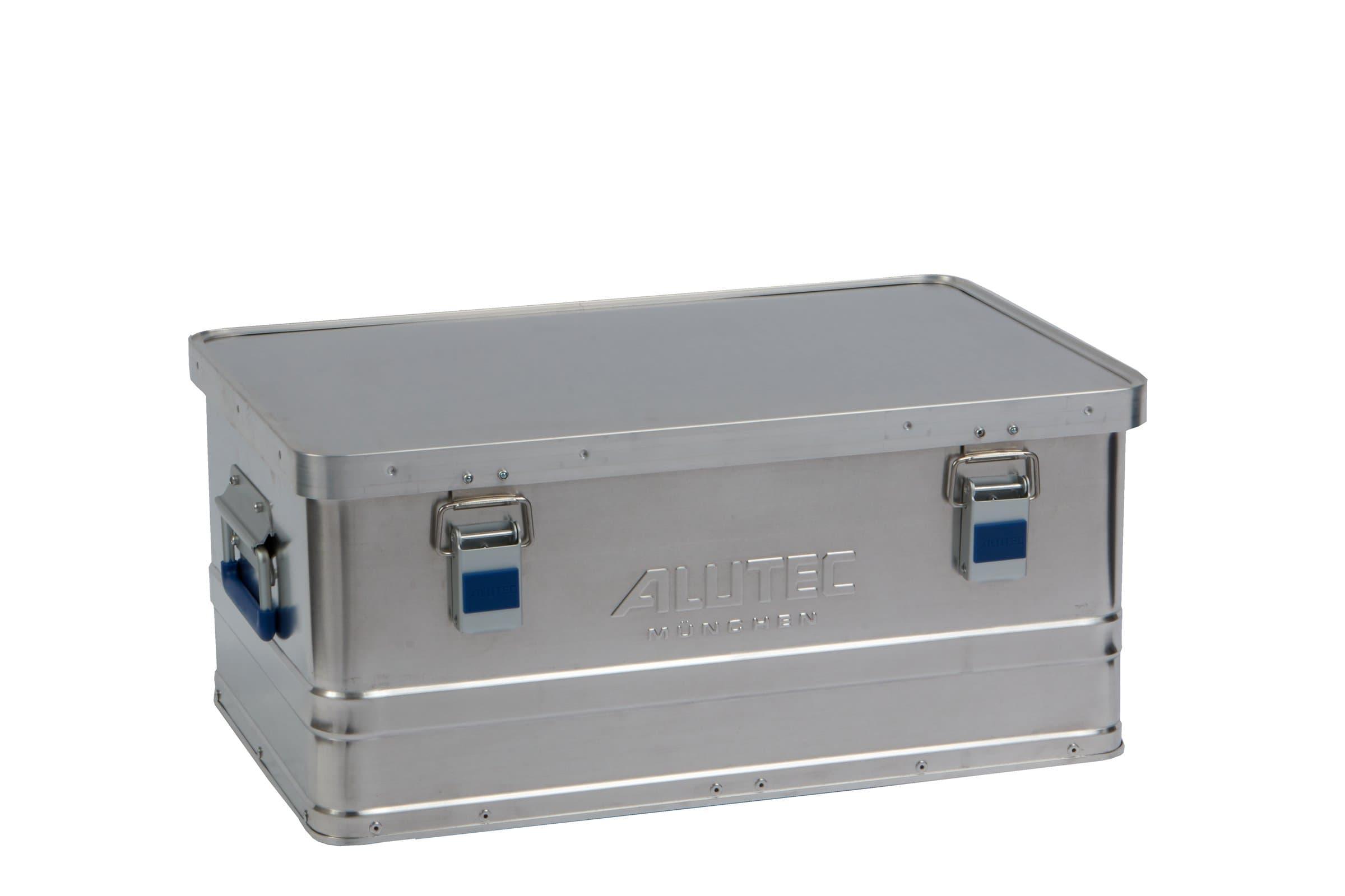 Alutec Aluminiumbox BASIC 40 0.8 mm