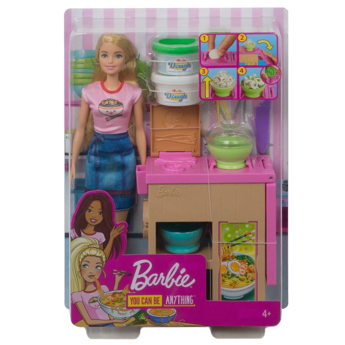 Barbie GHK43 Noodlemaker Puppenset