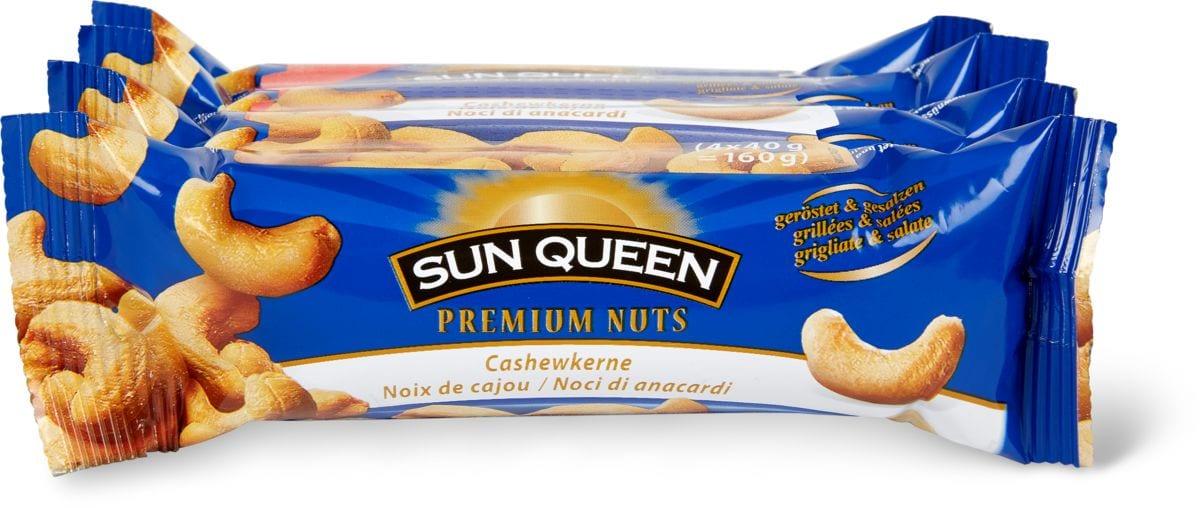 Sun Queen Noix de cajou