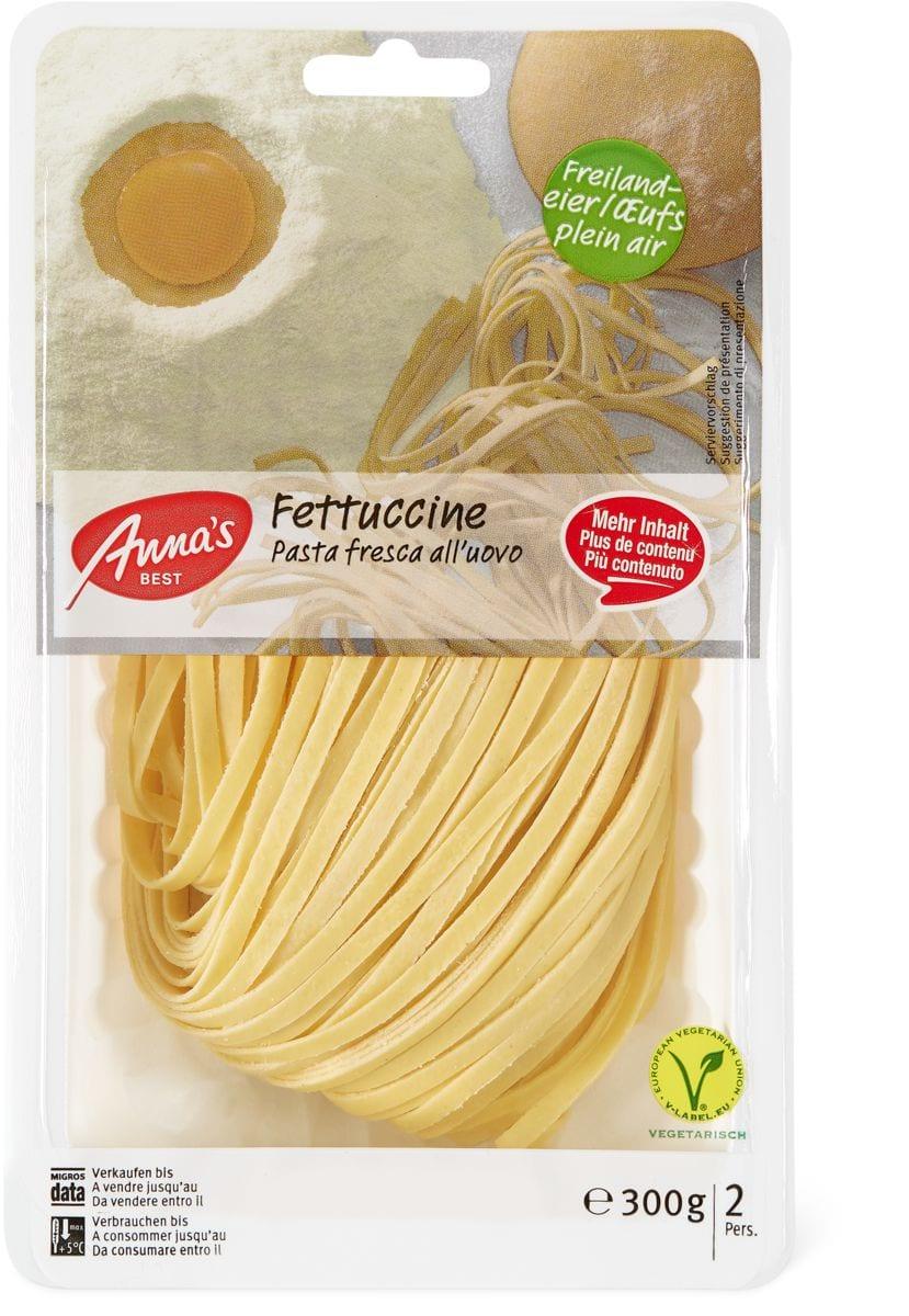 Anna's Best Fettuccine