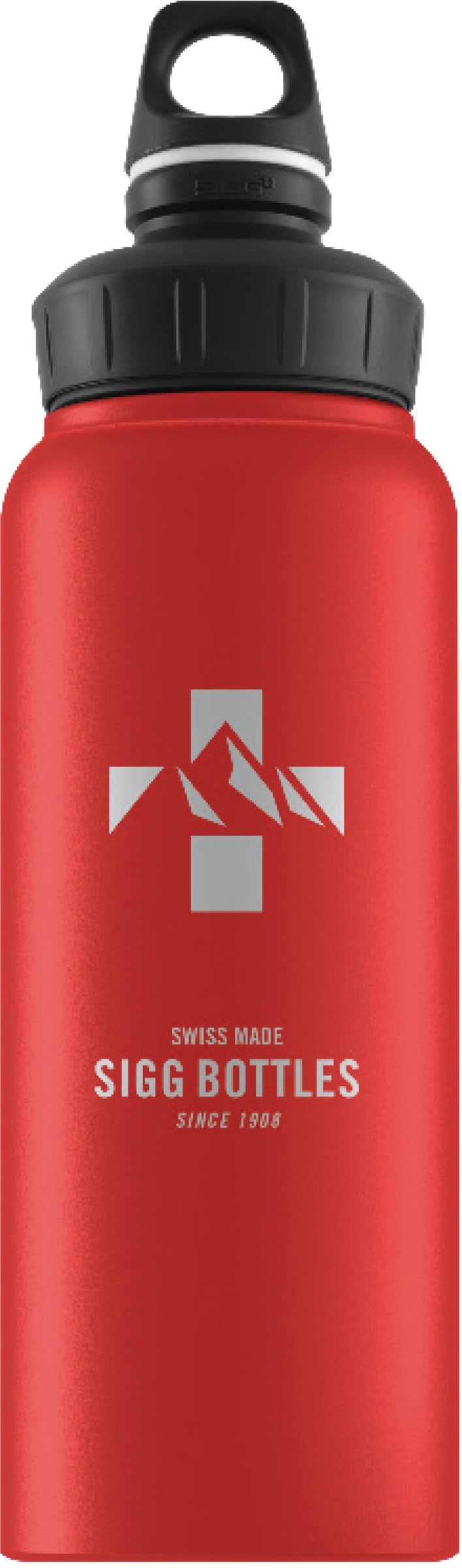 Sigg WMB Mountain Red Touch Trinkflasche