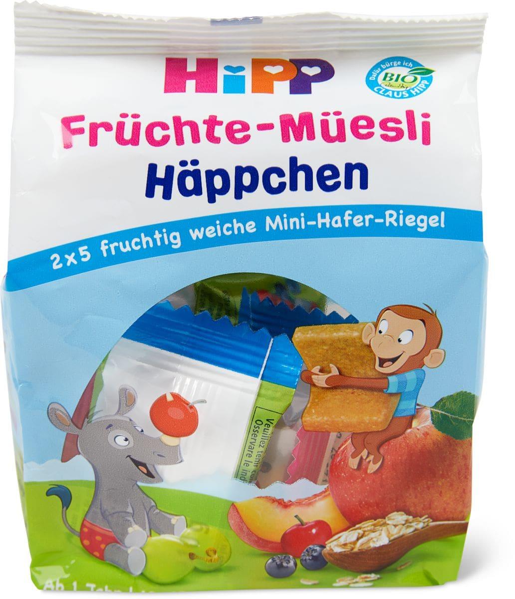 HiPP Bio minis fruits et céréales