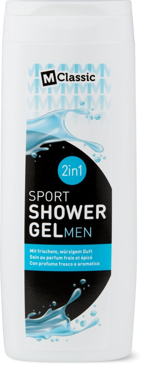 M-Classic Sport Shower Gel Men