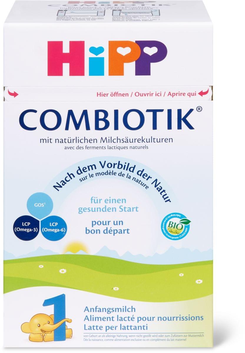 Hipp Bio 1 Combiotik Lait pour nouriss.