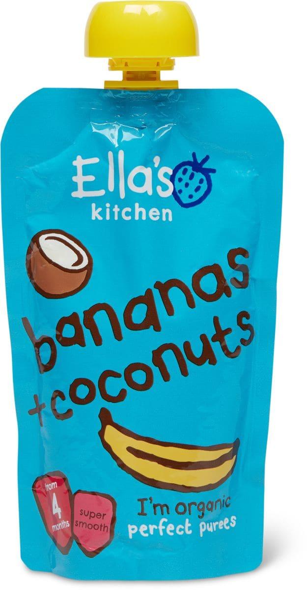 Ella's Kitchen Banane noix de coco