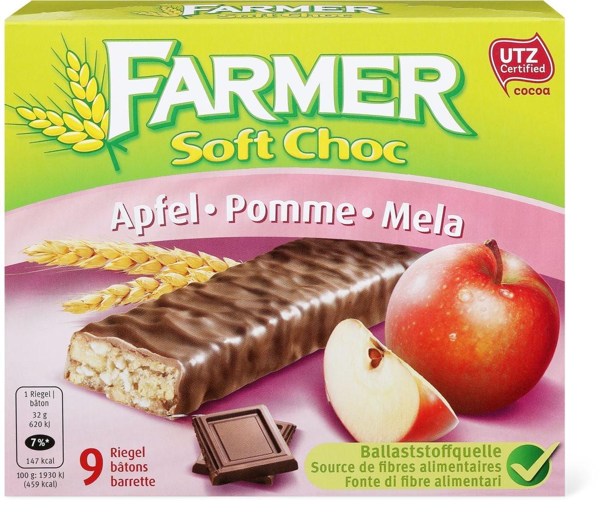 Farmer Soft choc Pomme