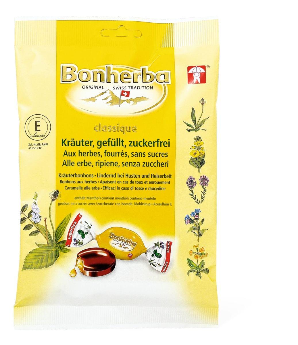 Bonherba Kräuter gefüllt, ohne Zucker