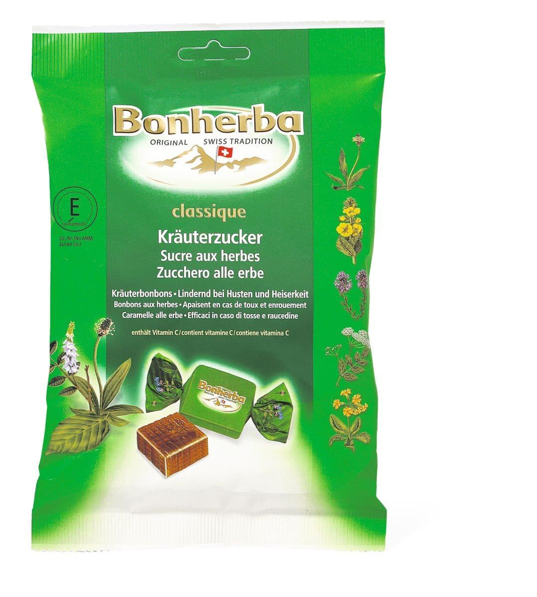 Bonherba Kräuterzucker
