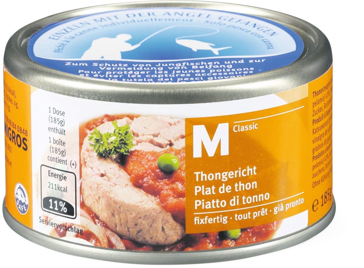 M-Classic MSC Thongericht