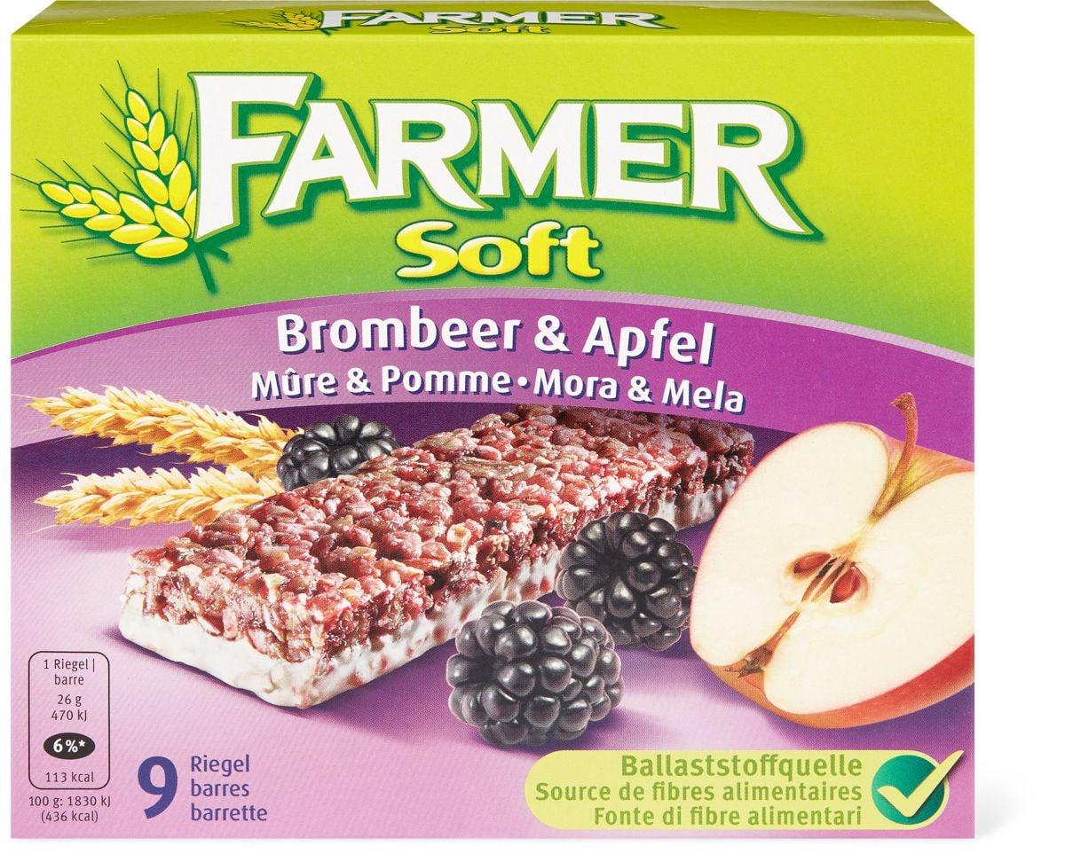 Farmer Soft Mûre Pomme